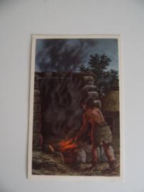 's Lands Glorie verzamelkaarten Serie 2 no 8 reeks 2(Art.19-1223)
