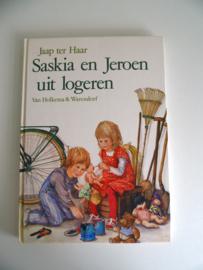 Saskia en Jeroen uit logeren van Jaap ter Haar (Art.19-1347)