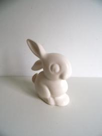 Beeldje konijn jaren 70 (Art.17-1735)