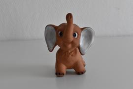 Vintage beeldje olifant (Art.21-1796)