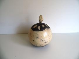 Handgemaakte pot van Keramiek (Art.17-1467)