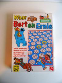 Spel waar zijn Bert en Ernie (Art.19-1447)