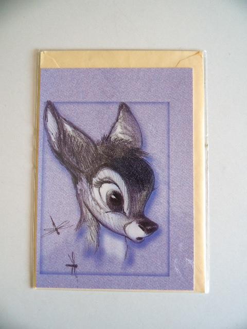 Ansichtkaart van Bambi (Art.20-1185)