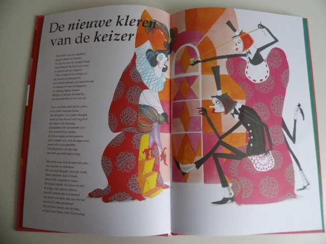 Lang geleden Sprookjes op rijm Martine Bijl (Art 15-3716