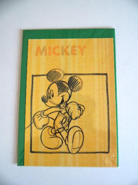 Ansichtkaart van Mickey Mouse (Art.20-1206)