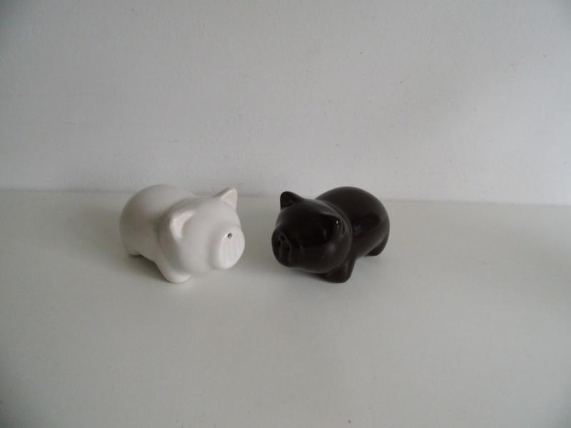 Peper en zoutstel varken (Art.18-2235)