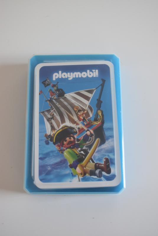 Playmobil kwartet uit 2004 (Art.21-1766)