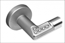 Code-It de slimme deurkruk met instelbare code