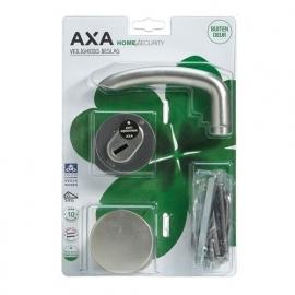 AXA 6615 Veiligheidsbeslag met Ronde Rozetten Kerntrek SKG***