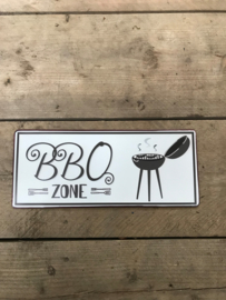 Barbecue zone