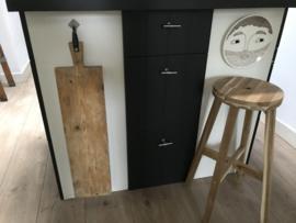 Borrel plank XL 80 cm