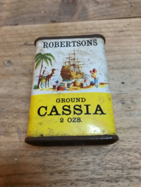 Robbertsons ground cassia