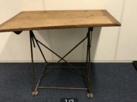 Antieke architecten tafel