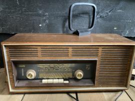 Oude Philips radio