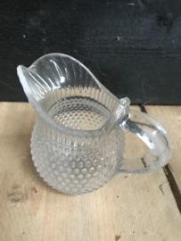 Glazen kannetje