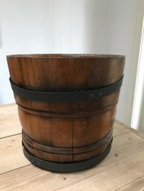 Antiek houten vat