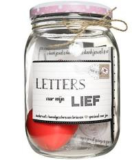 Letters voor mijn lief