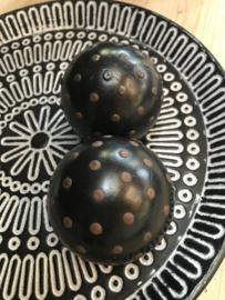 Houten ballen