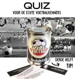 Quiz bliq voetbal
