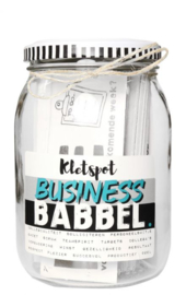Business Babbel kletspot
