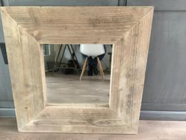 Spiegel steigerhout