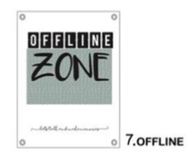 7 Offline