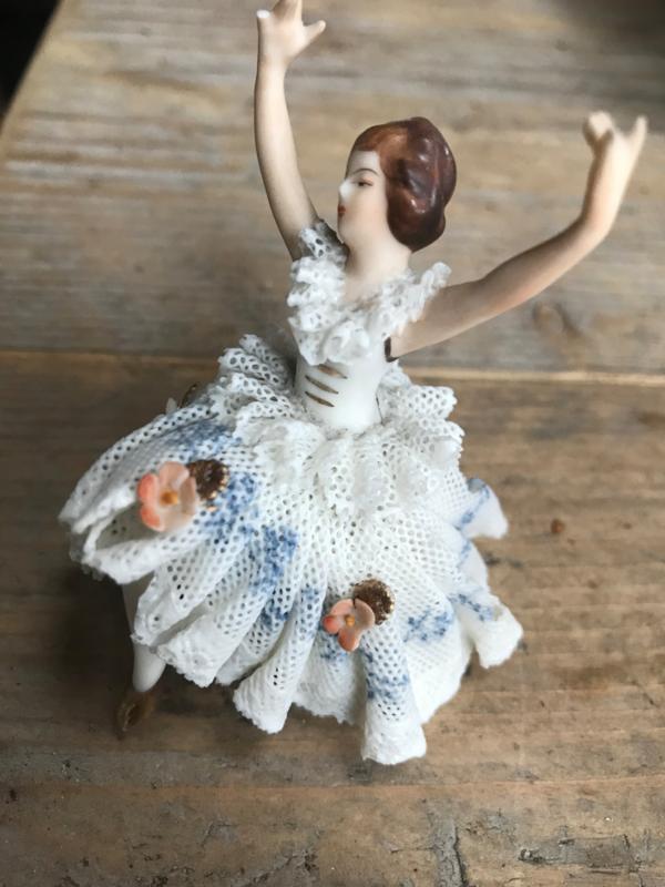 Dresden porcelein balerina