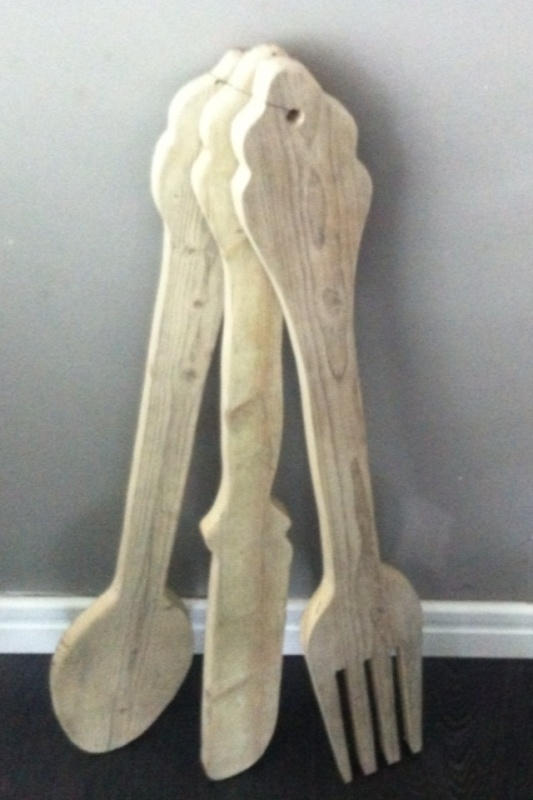 Bestek steigerhout 100 cm