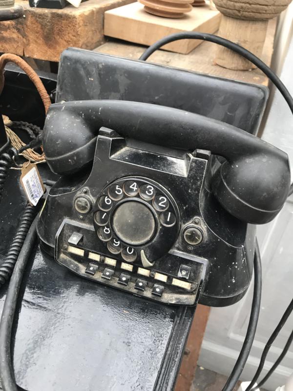 Bakelieten telefoon