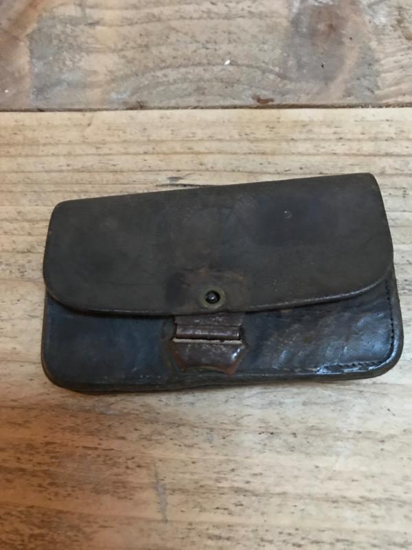 Antieke portemonnee