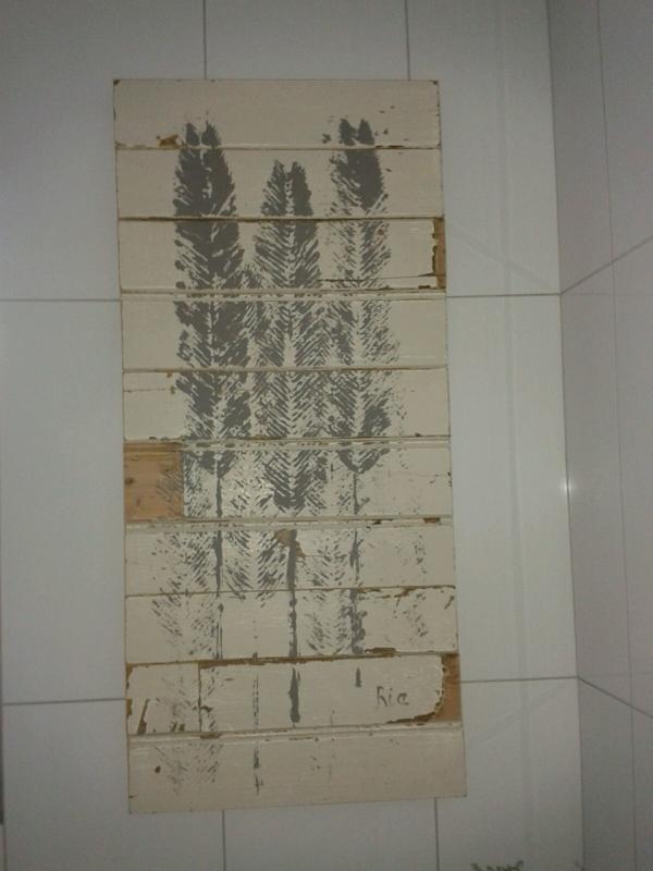 NR 4 Veer op hout