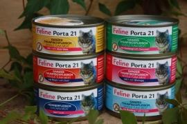 Feline Porta 21 156 gram