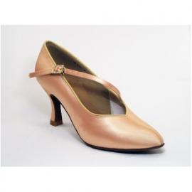 """103 CINDINI  ballroom Ladies danceshoe heel 2.5"""""""