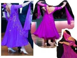 vnd0062 Magenta Dress