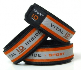 Sport ID Small/Medium en Medium/Large