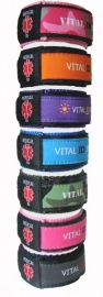 sos armband Vital/Medical ID small en medium
