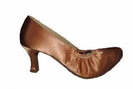 1000L CINDINI Flesh ballroom ladies danceshoe heel  2.5 ""