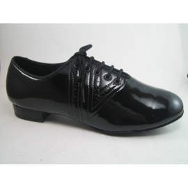 M906PW split sole & cushion heel TOP MODEL men ballroom