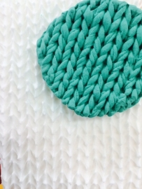 M0131 Sillicreations Mould | Stockinette Stitch