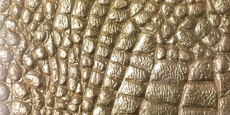 M0136 Sillicreations Mould   Crocodile Snake Reptile