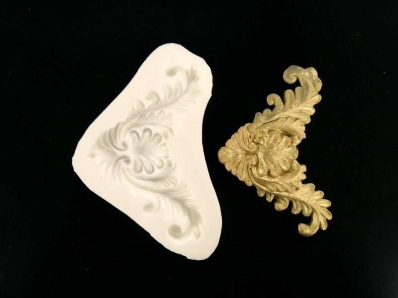 M0056 Sillicreations Mould | Ornament