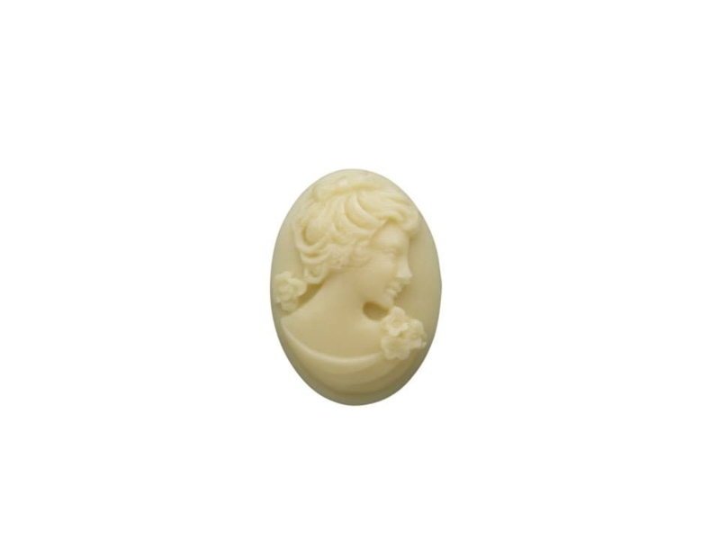 M0064 Sillicreations Mould | Cameo Lady