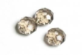39311 Kristallen rondel 6x8 mm Colorado