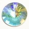 34412 Rivoli plat 2006 Crystal AB 12 mm