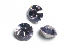 34111 Light Amethyst SS39 simili 8 mm