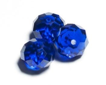 39321 Kristallen rondel Saffier
