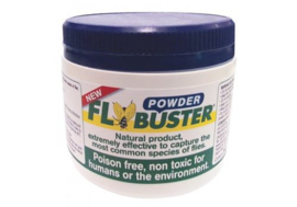 Flybuster lokstof
