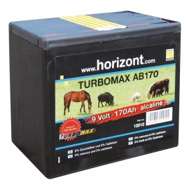 Dry-cell battery TURBOMAX AB170 9V/170Ah