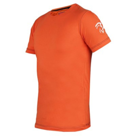 KNHS HEREN T-SHIRT FAN NL (ORANJE)
