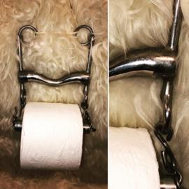 WC rol houder Stang